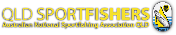 Australian National Sportsfishing Association Queensland Inc logo